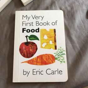 My Very First Book of Food 童书 原版进口 绘本