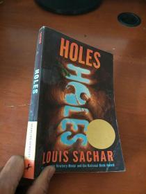 Holes寻宝小子 Digest 版本 英文原版