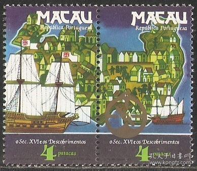 航海发现和地图