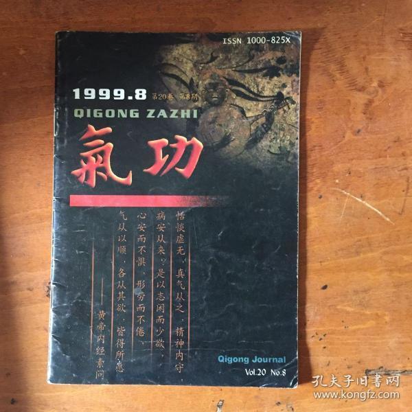 气功(1999.8)