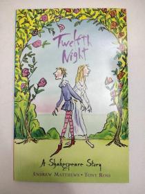 Twelfth Night 第十二夜 莎士比亚故事系列 英文版 故事阅读小说