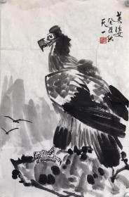 王天一       国画     【卖家包邮】     纯手绘