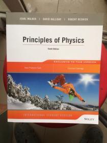 现货 Principles of Physics, 10th Ed 英文原版 基本物理学 物理学基本原理 David Halliday  物理学经典英文教材系列 大学物理学