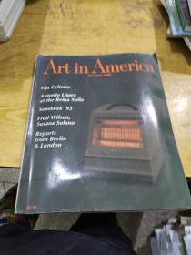 Art in America October 1993