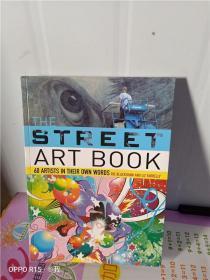 实物拍照;The Street Art Book: 60 Artists In Their Own Words