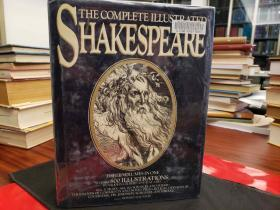 The Complete Illustrated Shakespeare:  3 Volumes in 1