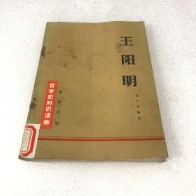 王阳明(哲学史知识读物)