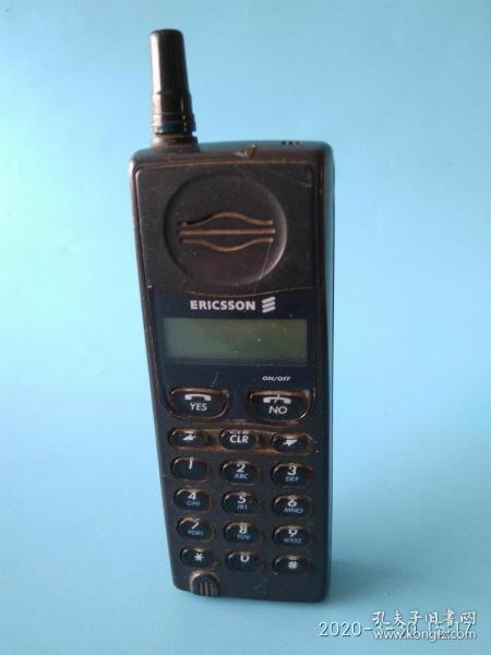 早期爱立信手机