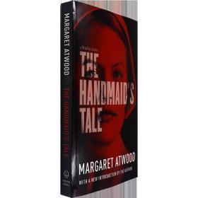 现货使女的故事女仆的故事英文原版书The Handmaids Tale阿特伍德美剧原著小说幻想小说未来小说