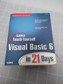【英文原版】SMS Teach Yourself lnternet Pyogramming with visual Basic 6 in21 days (以图为准)