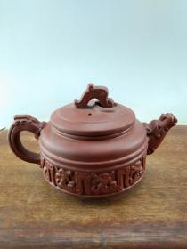 老茶壶B1311.