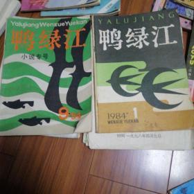 鸭绿江 1984