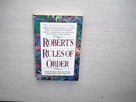Robert'sRulesofOrder:TheModernEdition