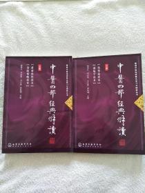 中医四部经典解读(上下全套)