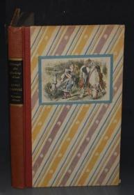 Lewis Carroll - THROUGH THE LOOKING GLASS《爱丽丝镜中奇遇记》 Tenniel插图 绝美珂罗版上色特别版  大缺本 品相上佳