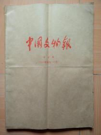 中囯文物报1995年1月1至12月31日合订本