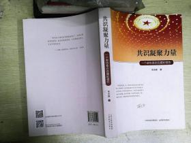 共识凝聚力量:一个政协委员的履职报告