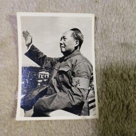 毛主席文革时期照片
