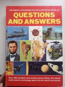 QUESTIONS AND ANSWERS       问题和答案