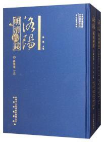 洛阳明清碑志·洛宁卷(套装上下册)
