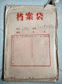 文化大革命 手稿