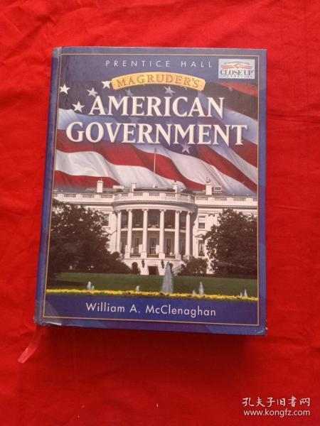 AMERICAN GOVERNMENT.