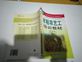 新型农民现代农业技术与技能培训丛书:水稻农艺工培训教材:南方
