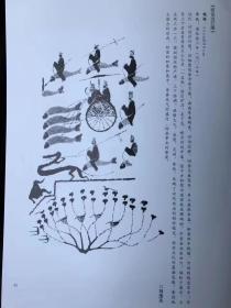 """《河伯出行图》原石博物馆藏,四千仅指软片的价,河伯是古代汉族神话中的黄河水神,原名冯夷,也作""""冰夷""""。《抱朴子---释鬼篇》载:""""冯夷在过河时被淹死,天帝遂任命其为河伯,管理天下河川。""""《九歌. 河伯》有:""""鱼鳞屋兮龙堂,紫贝阙兮朱宫,灵何为兮水中""""之诗句。"""