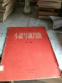 音乐技术学习丛刊:小提琴练习曲