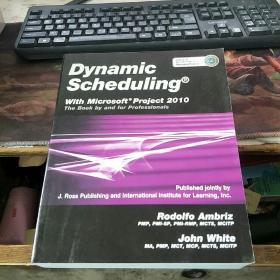 DynamicSchedulingwithMicrosoftProject2010:TheBookbyandforProfessionals