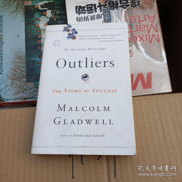 Outliers:The Story of Success