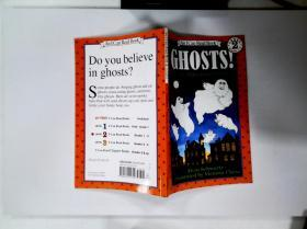 Ghosts!: Ghostly Tales from Folklore (I Can Read, Level 2)鬼!:民间幽灵传说