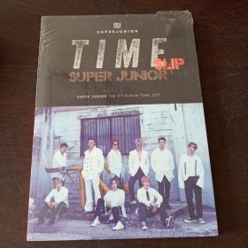 TIME SLIP (SUPER JUNOR, THE 9th album TIME_ SLIP)