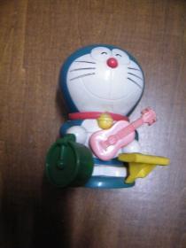 肯德基KFC玩具 哆啦A梦机器猫电动发条玩具
