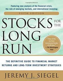 预售 英文预定 Stocks for the Long Run 5/E: The Defi