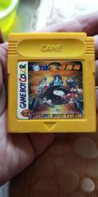游戏卡带《北斗神拳》《生化危机 中文版》《FELIX THE CAT》《SPIDER  MAN  RMEN》4个卡合售