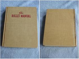 英文原版Rollei Manual 禄来相机,摄影经典