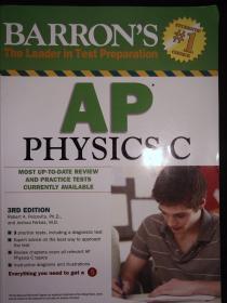 Barrons AP Physics C, 3rd Edition