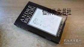 【包邮】1971年出版 Andre Breton Magus Of Surrealism