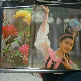 军人家庭照片集两册合售:抗美援朝至文革(还有志愿军女同志照片)