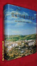 张家川回族自治县志
