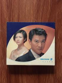 刘德华 关之琳 爱立信珍藏歌影集(CD+VCD+歌词本影集)