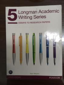 Longman Academic Writing 5  Essays to Research P