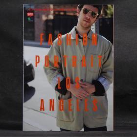 日文原版现货 美式复古 CLUTCH BOOKS:FASHION PORTRAIT· LOS ANGELES【时尚肖像·洛杉矶篇】