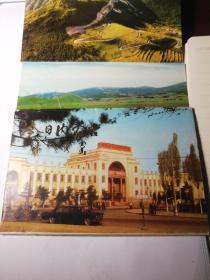 今日内蒙古明信片