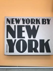 NEW YORK BY NEW YORK 精装有盒