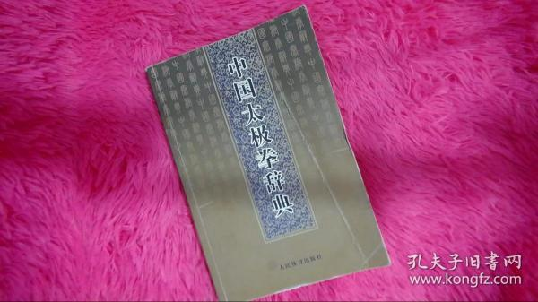 中国太极拳辞典