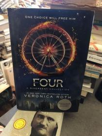 Four: A Divergent Collection分歧者前传:老四的自述 ISBN9780062353023