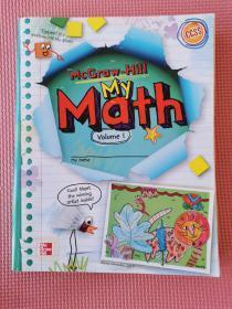 McGraw-Hill My Math Volume 1