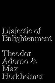 [英文•包邮]《启蒙辩证法》阿多诺&霍克海默 Dialectic of Enlightenment